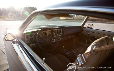 Camaro 02 Interior