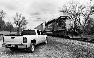Chevy Truck & Train
