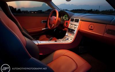 Chrysler Crossfire Interior