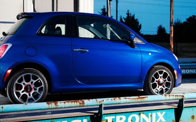 Fiat 500 Scale