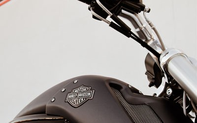 Harley Davidson Motorcycle 01