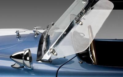 Shelby Cobra Superformance Studio Exterior