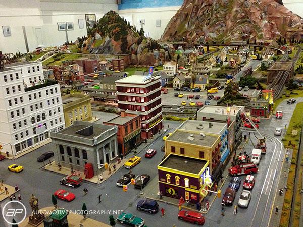 Roads & Rails Museum Trains 01