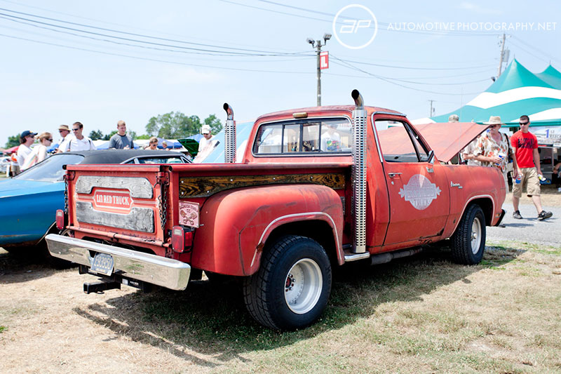 Lil Red Express Truck Carlisle Chrysler