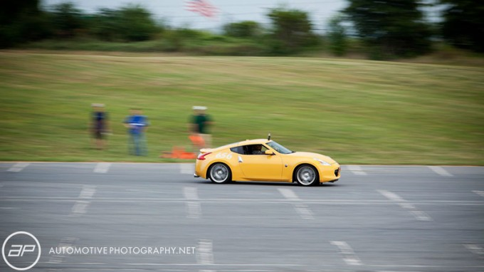 A Day of Autocross with Capital Driving Club
