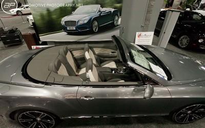 2013 Bentley Continental GT Convertible