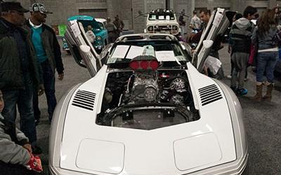 Chevy Corvette Custom