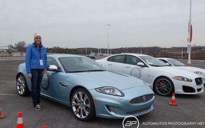 Jaguar ALIVE Driving Experience