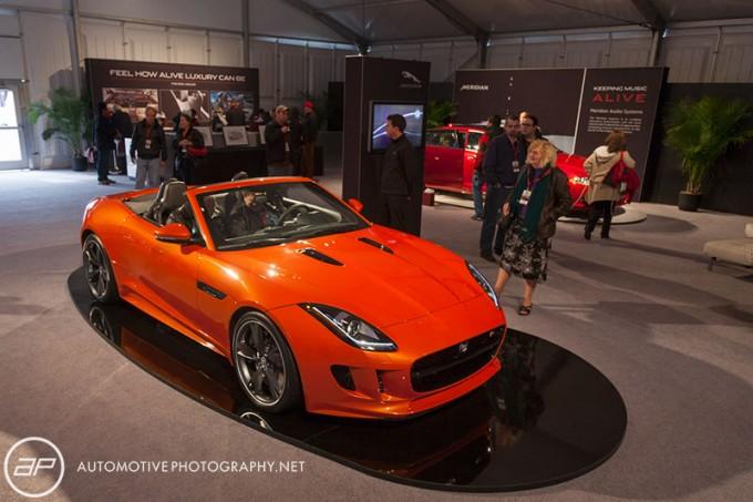 Jaguar ALIVE Driving Experience | DC | 2013