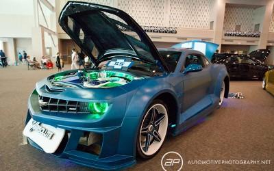 OC Car Show - Chevy Camaro Custom Paint