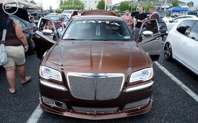 OC Car Show - Chrysler 300