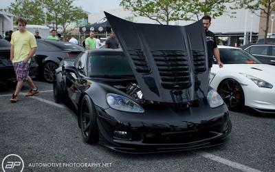OC Car Show - Corvette Z06