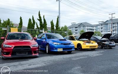OC Car Show - Customs