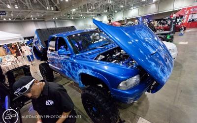 OC Car Show - Dodge Dakota