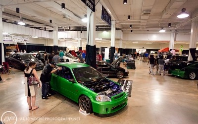 OC Car Show - Honda Civic