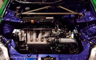 OC Car Show - Honda Civic Custom