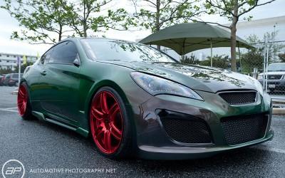 OC Car Show - Hyundai Genesis