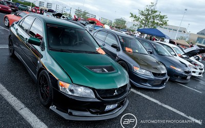 OC Car Show - Mitsubishi Evo