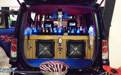 OC Car Show - Scion XB - Mini Bar