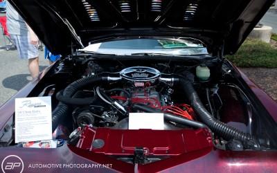 1972 Buick Riviera Engine