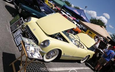 C1 Corvette Yellow