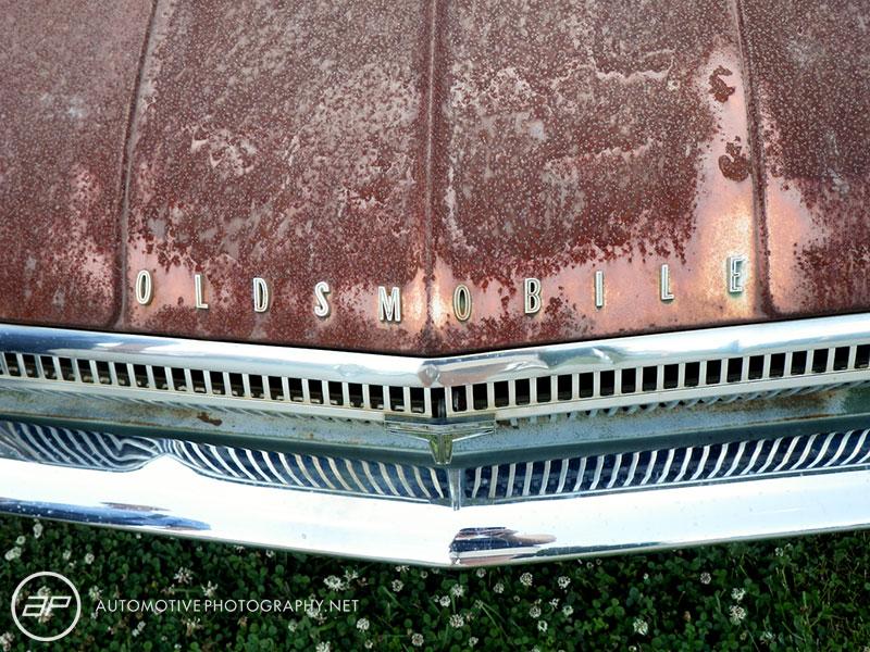 Oldsmobile - Front Emblem