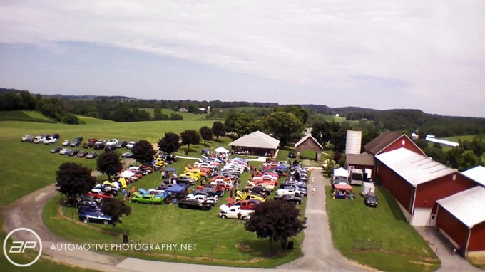 Crossfires of Maryland Charity Car Show | 2013