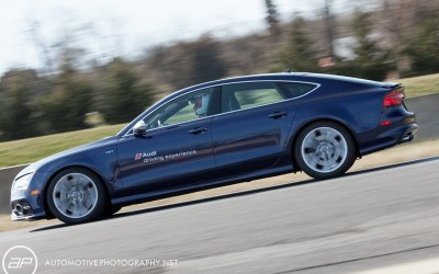 Audi A7 S7 Coupe Track