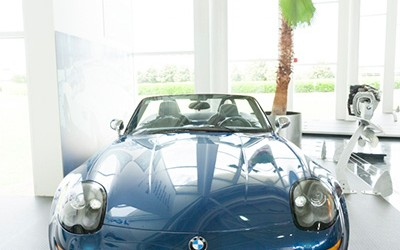 BMW 2000 z8 Roadster Front