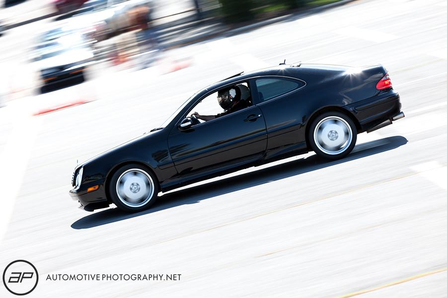 2014 Mercedes-Benz Club of America - Autocross