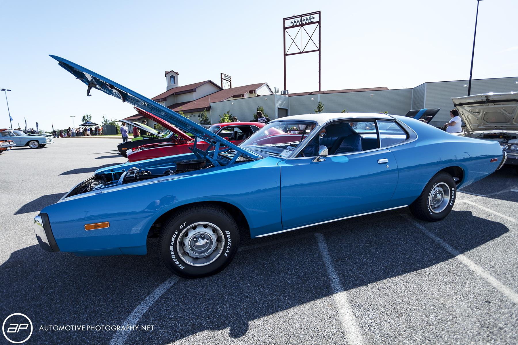 Dodge Charger Third Gen - Blue