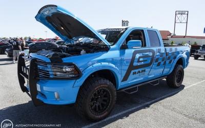 Dodge ram petty's garage custom