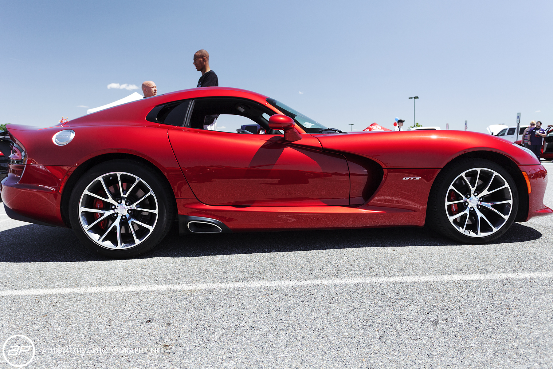 Dodge Viper GTS Coupe - Red