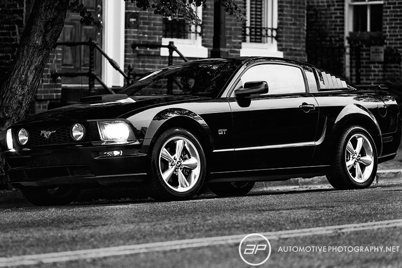Josh's Mustang