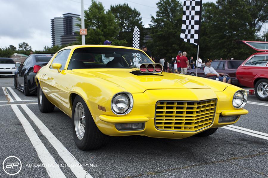 2nd Gen. Camaro - Yellow