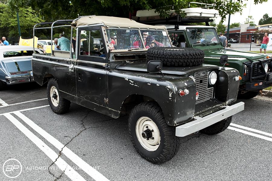 Land Rover Defender Soft Top