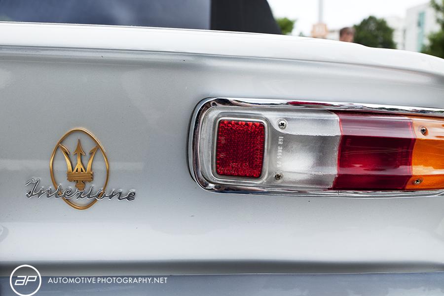 Maserati Mistral Spyder - Back