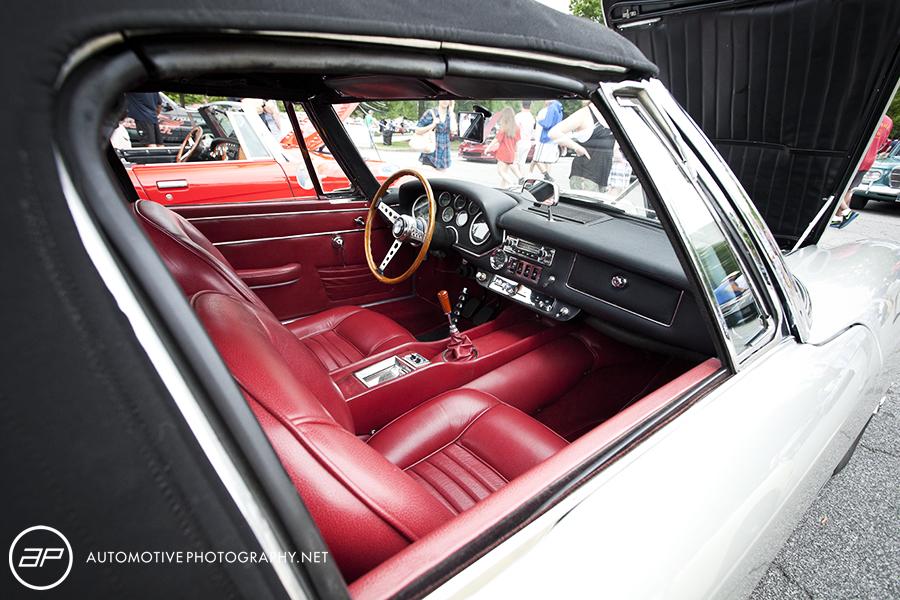 Maserati Mistral Spyder - Interior