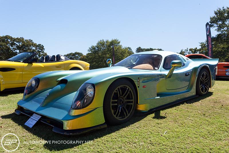 1997 Panoz GTR 1 Le Mans