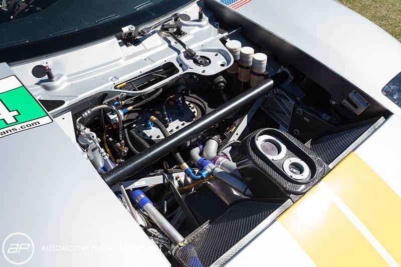 2006 Ford GT MK7 - Engine