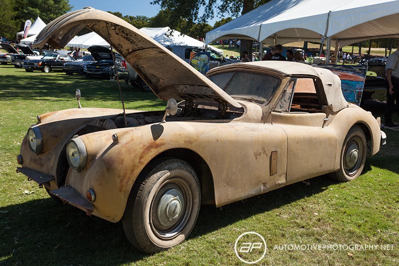 Jaguar XK 120 Coupe - Barn Find