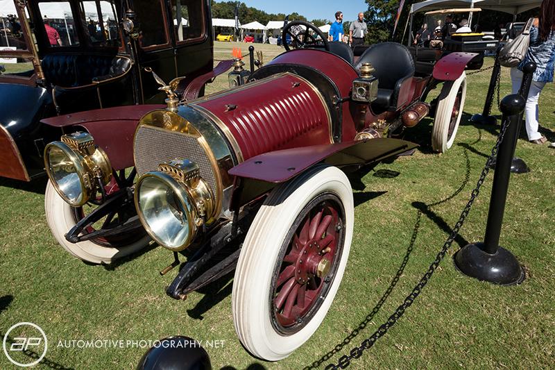 Spyker Brass Era Rebodied - Red