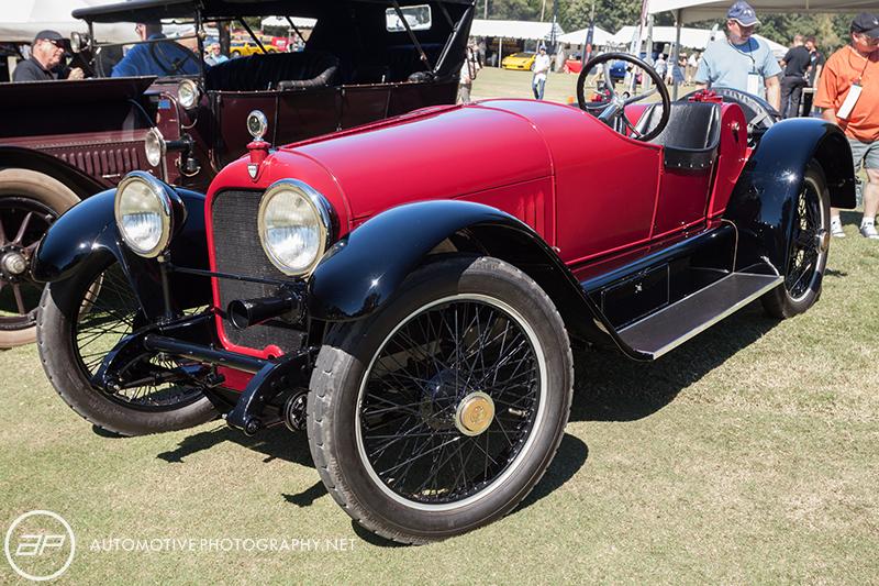 1915 Mercer 22-70 - Red