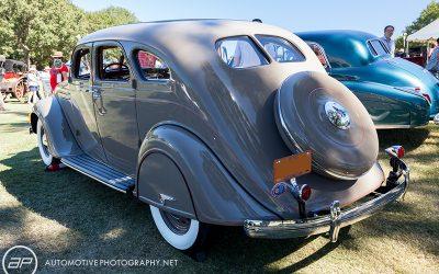1935 desoto airflow sedan