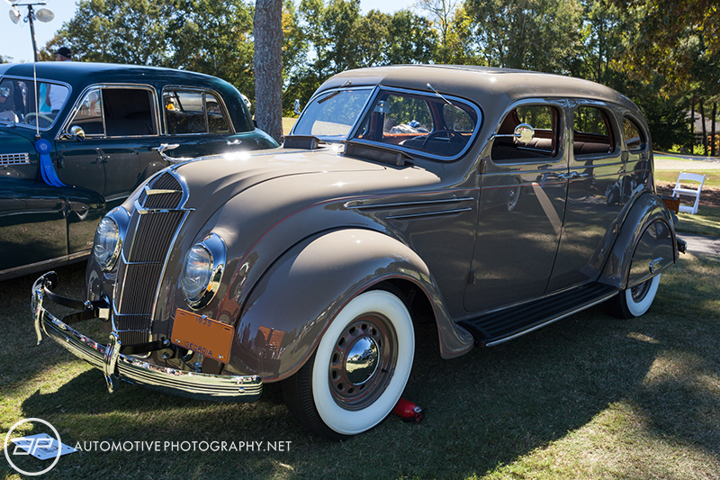 1935 Desoto Airflow Sedan - Beige