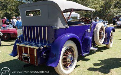 1919 pierce arrow model 66a 4 don lee touring