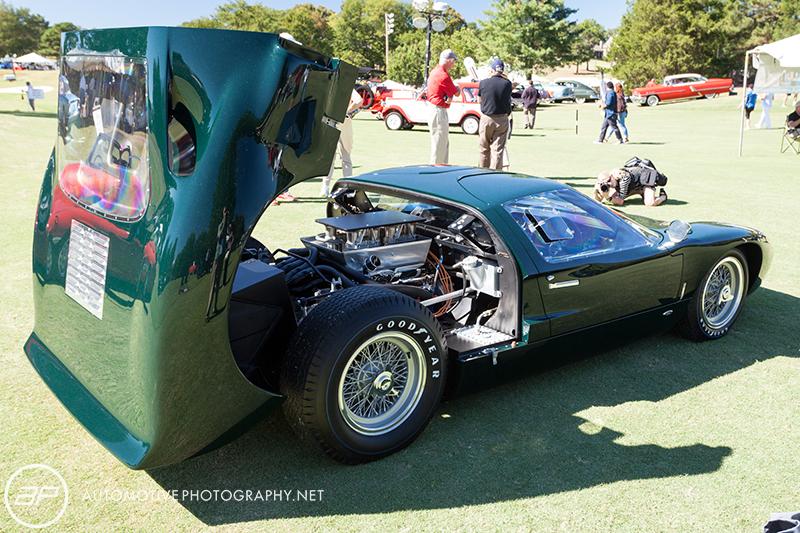 Ford GT40 MK1 - Road Car - Green