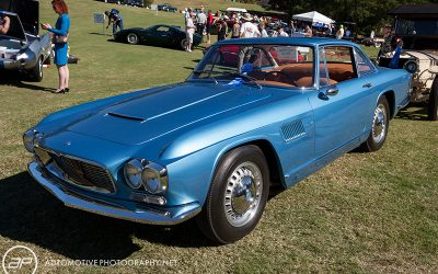 1961 maserati 3500 gt coupe coachwork by frua