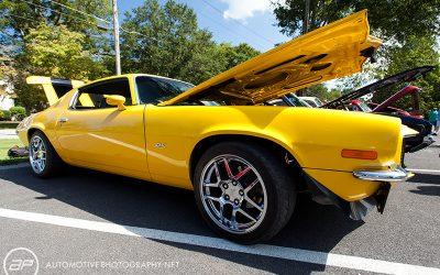 Gen 2 Camaro Custom Yellow