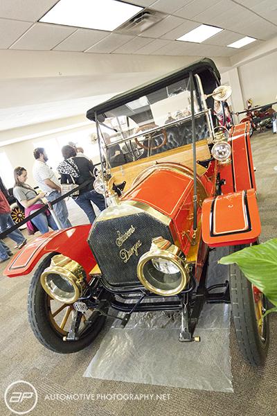 1909 Stevens Duryea Torpedo Speedster - Red
